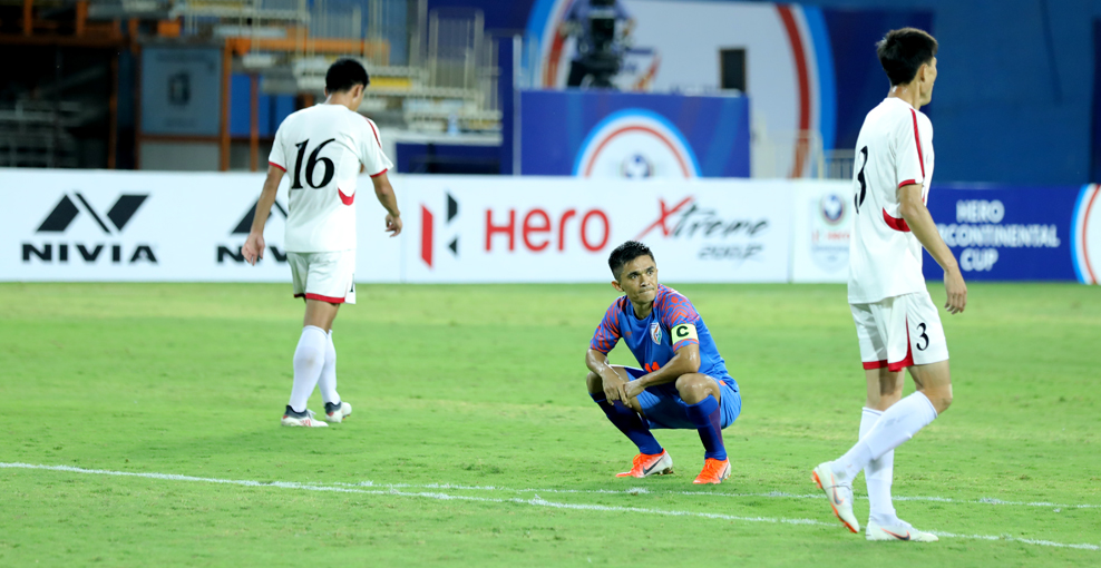 Intercontinental Cup 2019: Korea DPR slay India to dump out